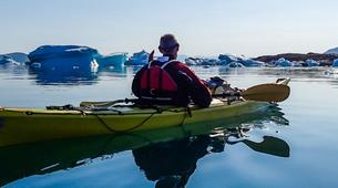 Sea Kayaking-Oqaatsut-Sea Kayaking in Disko Bay-1