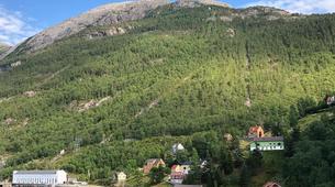 Randonnée / Trekking-Stavanger-Flørli 4444 Hike in Lysefjorden-3