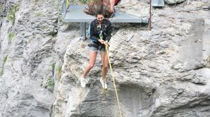 Bungee Jumping-Interlaken-Canyon Swing in Interlaken-4