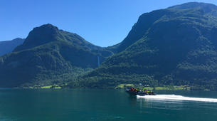Jet Boat-Skjolden-Jet Boating Experience on the Sognefjord-1