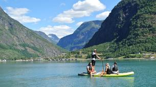 Stand up Paddle-Skjolden-Stand Up Paddle Rental in Skjolden-3