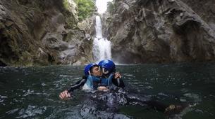 Canyoning-Omis-Basic canyon of Cetina River, Omiš-4