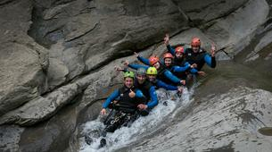Canyoning-Lucerne-Canyoning tour Chli Schliere, near Lucerne (incl. pick-up)-4