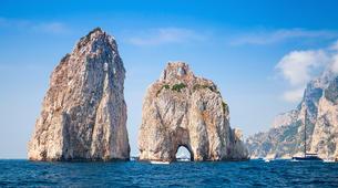 Jet Boating-Capri-Luxury Speed Boat Excursion in Capri-5