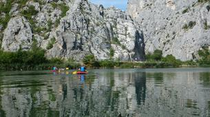 Kayaking-Omis-Kayaking and snorkeling tour on the Cetina River, Omiš-5