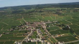 Helicoptère-Dijon-Baptême de l'air en hélicoptère à Beaune, Bourgogne-8