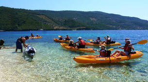 Sea Kayaking-Lefkada-Sea Kayaking Excursion to Agios Ioannis-1