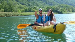 Kayaking-Omis-Kayaking and snorkeling tour on the Cetina River, Omiš-6
