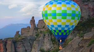 Hot Air Ballooning-Belogradchik-Hot Air Balloon Flight over the legendary Belogradchik Rocks-1