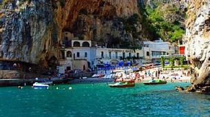 Snorkeling-Côte Amalfitaine, Amalfi-Croisière panoramique et snorkeling sur la côte amalfitaine-6