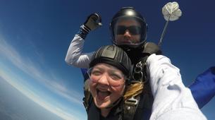 Skydiving-Bremen-Tandem Skydiving near Bremen-4