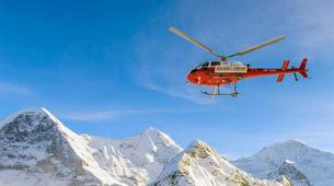 Helicopter tours-Interlaken-Jungfraujoch heli scenic flight, from Interlaken-4