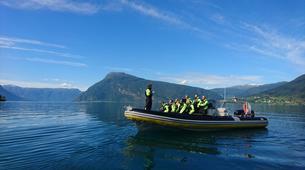 Jet Boat-Skjolden-Jet Boat & Hike to Feigumfossen waterfall-2