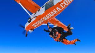 Skydiving-Wanaka-Tandem skydive over Wanaka-7