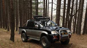 4x4-Rila-Jeep Safari to the Seven Rila Lakes in the Rila Mountain-9