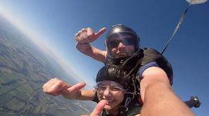 Skydiving-Hamburg-Tandem Skydiving near Hamburg-4
