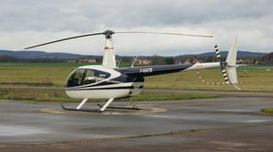 Helicoptère-Dijon-Baptême de l'air en hélicoptère à Beaune, Bourgogne-11