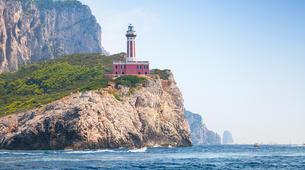 Jet Boating-Capri-Luxury Speed Boat Excursion in Capri-4
