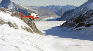 Helicopter tours-Interlaken-Jungfraujoch heli scenic flight, from Interlaken-3