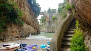 Snorkeling-Côte Amalfitaine, Amalfi-Croisière panoramique et snorkeling sur la côte amalfitaine-4