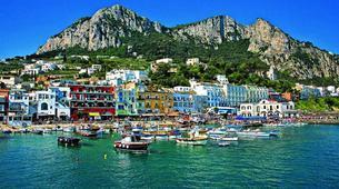 Sailing-Capri-Coast to Coast Capri Private Island Cruise-3