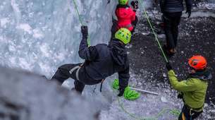 Ice Climbing-Sólheimajökull-Ice climbing trip in the Sólheimajökull Glacier-2