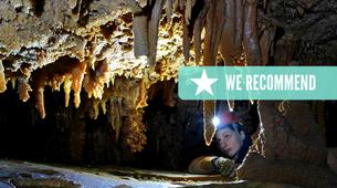 Caving-Lucca-Excursion in the Cave of Grotta del Vento, near Castelnuovo di Garfagnana-1
