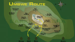 Hiking / Trekking-Mount Kilimanjaro-Mt. Kilimanjaro Summit Hike-6