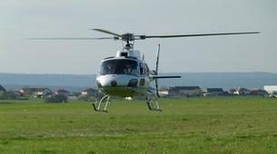 Helicoptère-Dijon-Baptême de l'air en hélicoptère à Beaune, Bourgogne-1
