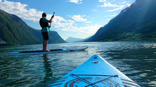 Stand Up Paddle-Skjolden-Stand Up Paddle Rental in Skjolden-5