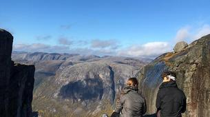 Randonnée / Trekking-Stavanger-Summit Hike to Kjerag in Lysefjorden-3