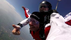 Skydiving-Bremen-Tandem Skydiving near Bremen-5