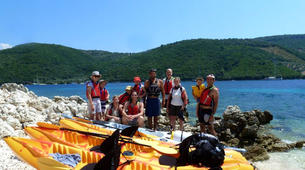 Sea Kayaking-Lefkada-Sea Kayaking Excursion to Agios Ioannis-3