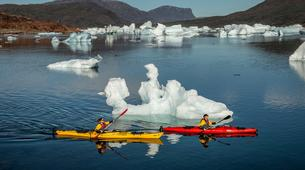 Sea Kayaking-Oqaatsut-Sea Kayaking in Disko Bay-4