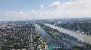 Helicopter tours-Vienna-Scenic helicopter flight over Vienna, from Gablitz-1