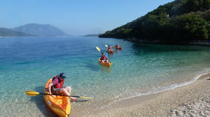 Sea Kayaking-Lefkada-Sea Kayaking Excursion to Meganisi Island-3