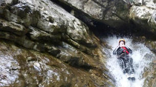 Canyoning-Lake Garda-Tignale Canyon, near Lake Garda-3