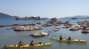 Kayak de mer-Kas-Sea Kayaking Tour of Kekova Sound-2