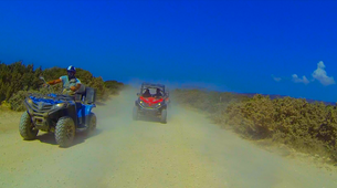 Quad biking-Paphos-Quad/Buggy adventure in the Akamas, Cyprus-5