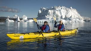 Sea Kayaking-Oqaatsut-Sea Kayaking in Disko Bay-5