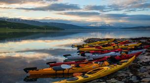 Sea Kayaking-Tromsø-Sea kayaking tour in Tromsø-6