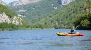 Kayaking-Omis-Kayaking and snorkeling tour on the Cetina River, Omiš-7