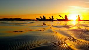 Canoë-kayak-Cannes-Location kayak de mer sur les îles du Lérins, près de Cannes-7