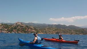 Kayak de mer-Kas-Sea Kayaking Tour of Kekova Sound-4