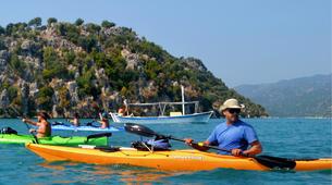Kayak de mer-Kas-Sea Kayaking Tour of Kekova Sound-7