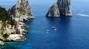 Sailing-Capri-Coast to Coast Capri Private Island Cruise-1