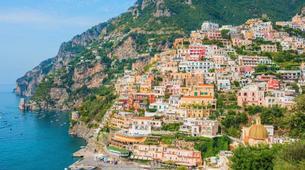 Snorkeling-Côte Amalfitaine, Amalfi-Croisière panoramique et snorkeling sur la côte amalfitaine-2