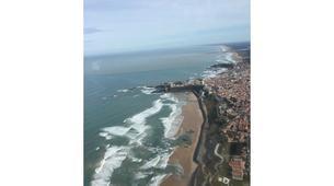 Helicoptère-Biarritz-Baptême de l'air en hélicoptère à Biarritz, Pays Basque-5