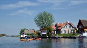 Sea Kayaking-Klaipėda-Kayak Tour of the Nemunas Delta Nature Reserve-3