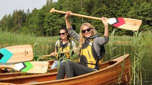 Kayaking-Klaipėda-Canoe Tour of Zemaitija National Park-4